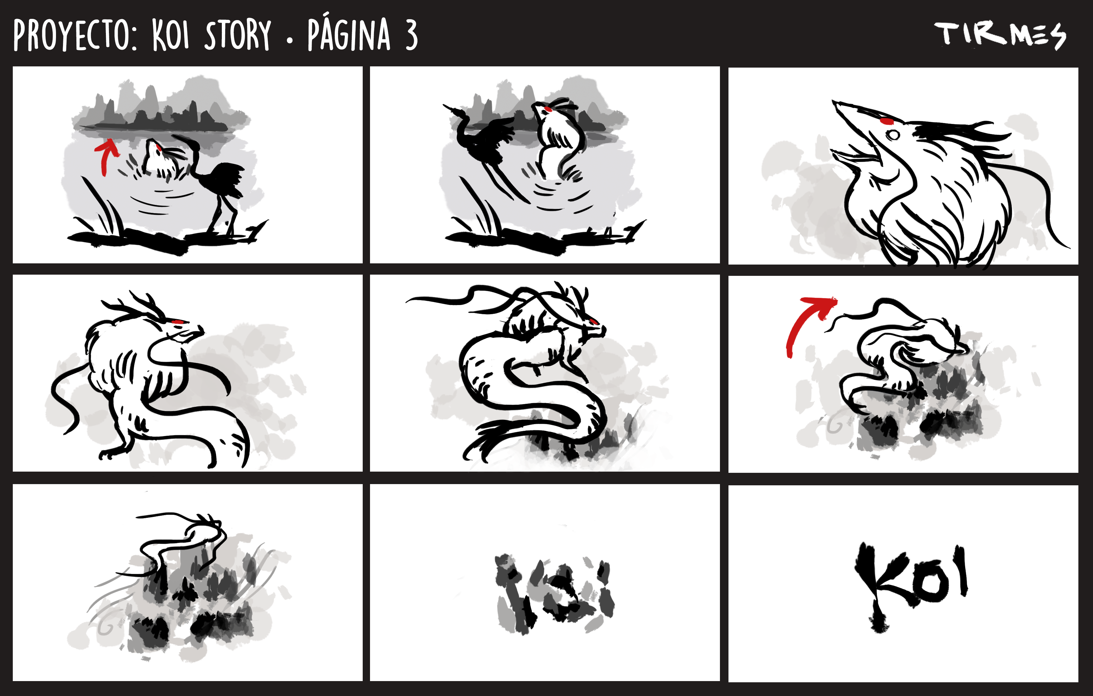 Storyboard page 3